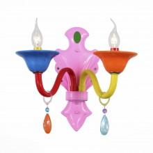 Бра детское ST Luce SL672.961.02 Delizia разноцветный 40 Вт