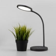Светодиодная настольная лампа с аккумулятором Tiara черный (TL90560)