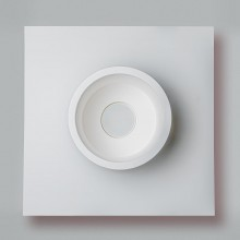 Врезной гипсовый светильник SV 7431 270*270 мм GU5,3