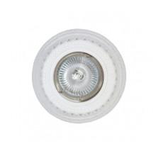 Гипсовый светильник SvDecor SV 7026 белый ф100 мм
