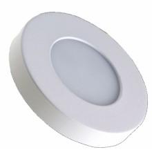 Подсветка светодиодная накладная Светкомплект 1082TR 3W WH 3000K ф60мм 240Lm
