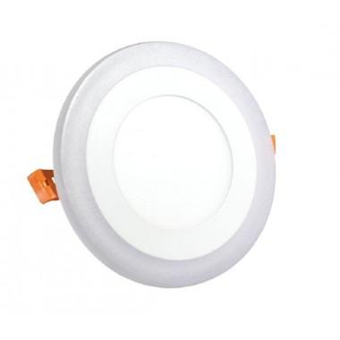 Светильник светодиодный встраиваемый Светкомплект DLT-05R 6w 440lm 105*70мм 4000К
