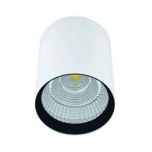 Светильник светодиодный накладной Светкомплект SND-01 7W WH 4100K ф59*98мм 600Lm