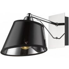 Бра Velante 296-101-01 E27 60 Вт хром, черный