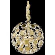 Хрустальная люстра Wertmark WE109.12.303 Brunella G9 40 Вт белое золото, прозрачный