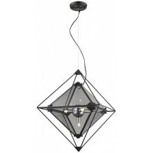 Подвесная люстра Wertmark WE244.05.023 Rombo G9 LED 35 Вт черный, дымчатый