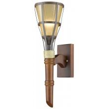 Светильник Velante 573-701-01 дуб, желтый
