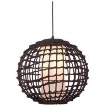 Светильник из ротанга Velante 577-726-01