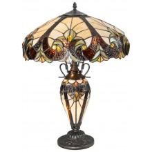 Настольная лампа в стиле Тиффани Velante 815-804-03
