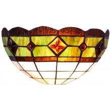 Бра в стиле Тиффани Velante 855-801-01 разноцветный