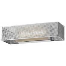 Настенный светодиодный светильник Wertmark WE422.01.101 Grenze хром 250 мм 4 Вт