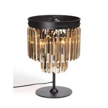 Настольная лампа Vitaluce V5154-1/3L черный матовый