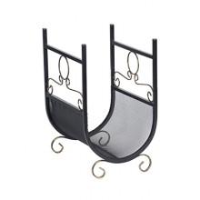 Подставка для дров Vitaluce V7191/1 черный
