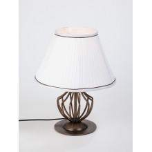 Настольная лампа Vitaluce V1626/1L бронза с золотом