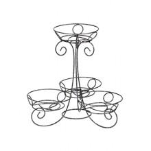 Стойка для цветов Vitaluce V7300/7 бронза