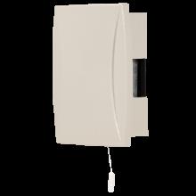Звонок электрический Zamel гонг двухтональный GNS/T-921/N 230/8V Бим-Бам с выключателем