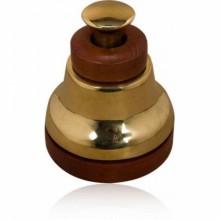 Кнопка-звонок Zamel механическая для приемной 80дБ PDB 234