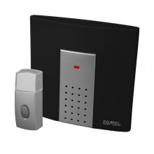 Звонок беспроводной Zamel Саттино 8 мелодий, радиус 150 м ST-230